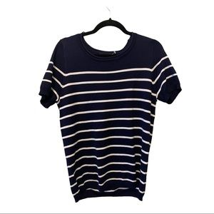 NWOT Absolutely Creative Worldwide Striped Top